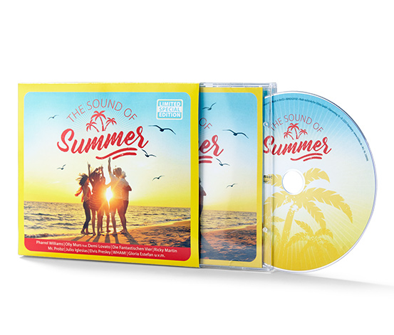 "CD ""The Sound of Summer"""