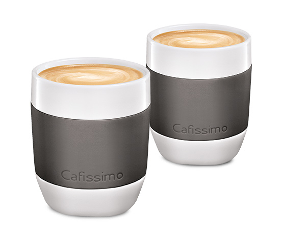 XL Tasse mini Edition grau