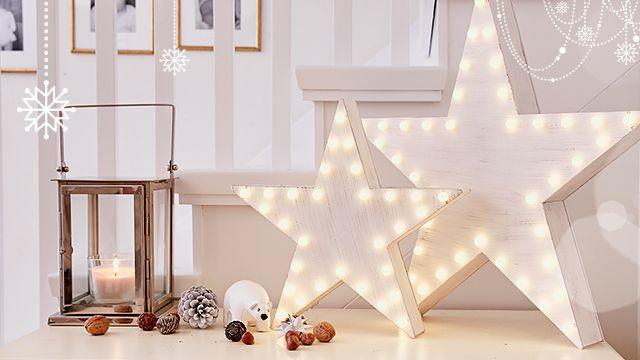 Tolle Ideen Fur Ihre Weihnachtsdeko Jetzt Auf Tchibo De